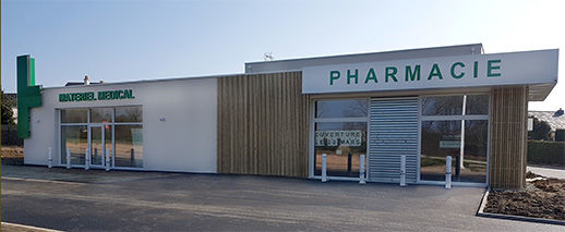 Pharmacie du Golfeur,Savenay
