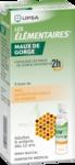 Acheter LES ELEMENTAIRES Solution buccale maux de gorge adulte 30ml à Savenay