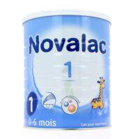 Novalac 1 Lait En Poudre 1er âge B/800g à Savenay