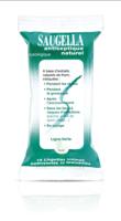 SAUGELLA ANTISEPTIQUE Lingette hygiène intime Paquet/15 à Savenay