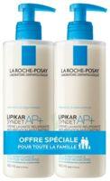 Lipikar Syndet Ap+ Crème Lavante Relipidante 2fl Pompe/400ml à Savenay
