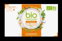 Nutrisanté Infusions Bio Tisane Digestion 20 Sachets à Savenay