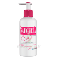 SAUGELLA GIRL Savon liquide hygiène intime Fl pompe/200ml à Savenay