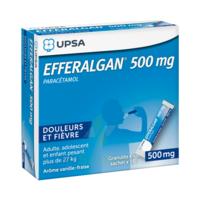 Efferalgan 500 Mg Glé En Sachet Sach/16 à Savenay