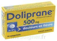 Doliprane 500 Mg Comprimés 2plq/8 (16) à Savenay