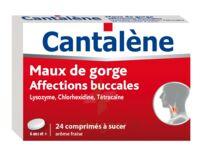 CANTALENE, comprimé à sucer à Savenay