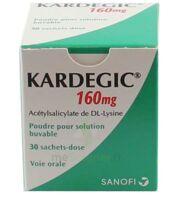 KARDEGIC 160 mg, poudre pour solution buvable en sachet à Savenay