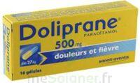 Doliprane 500 Mg Gélules B/16 à Savenay