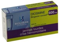 DIOSMINE BIOGARAN CONSEIL 600 mg, comprimé pelliculé à Savenay