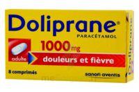 DOLIPRANE 1000 mg Comprimés Plq/8 à Savenay