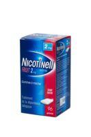 Nicotinell Menthe Fraicheur 2 Mg Sans Sucre, Gomme à Mâcher Médicamenteuse 8plq/12 (96) à Savenay