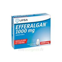 Efferalgan 1000 Mg Comprimés Pelliculés Plq/8 à Savenay