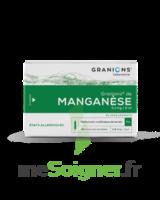 GRANIONS DE MANGANESE 0,1 mg/2 ml S buv en ampoule 30Amp/2ml à Savenay