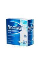 NICOTINELL MENTHE FRAICHEUR 2 mg SANS SUCRE, gomme à mâcher médicamenteuse Plq/204 à Savenay