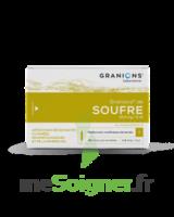 GRANIONS DE SOUFRE 19,5 mg/2 ml S buv 30Amp/2ml à Savenay