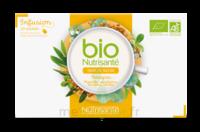 Nutrisanté Infusions Bio Tisane Régulation des sucres 20 Sachets