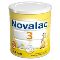 Novalac 3 Croissance lait en poudre 800g à Savenay