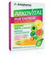 Arkovital Pur'Energie Multivitamines Comprimés dès 6 ans B/30 à Savenay