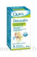 QUIES DOCUCALM ANTIDEMANGEAISONS DU CONDUIT AUDITIF, spray 20 ml à Savenay