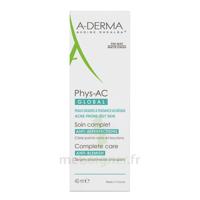 Aderma Phys'ac Global Soin Imperfection Sévères 40ml à Savenay