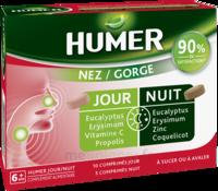 Humer Nez/gorge Jour&nuit 15 Comprimés à Savenay