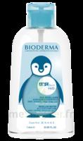 ABCDERM H2O Solution sans rinçage nettoyante bébé Fl pompe/1L à Savenay