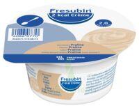 Fresubin 2kcal Creme Sans Lactose Nutriment PralinÉ 4pots/200g à Savenay