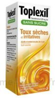 TOPLEXIL 0,33 mg/ml sans sucre solution buvable 150ml à Savenay