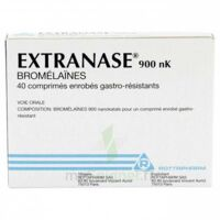 EXTRANASE 900 nK, comprimé enrobé gastro-résistant à Savenay