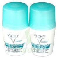 VICHY déodorant anti-transpirant bille anti-trace LOT