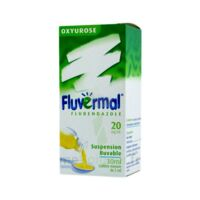 FLUVERMAL 2 % Susp buv Fl/30ml à Savenay