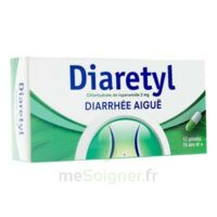 DIARETYL 2 mg, gélule à Savenay