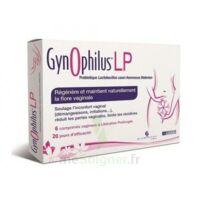 Gynophilus LP Comprimés vaginaux B/6 à Savenay