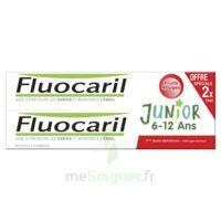 Fluocaril Junior Gel dentifrice Fruits rouges 6/12ans 2*75ml à Savenay