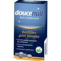 DOUCENUIT ANTIRONFLEMENT PASTILLES à la menthe, bt 16 à Savenay