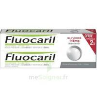 Fluocaril Bi-Fluoré 145 mg Pâte dentifrice blancheur 2*75ml à Savenay
