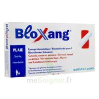 BLOXANG Eponge de gélatine stérile hémostatique B/5 à Savenay