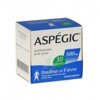 ASPEGIC 500 mg, poudre pour solution buvable en sachet-dose 30 à Savenay
