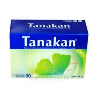 TANAKAN 40 mg, comprimé enrobé PVC/alu/90 à Savenay
