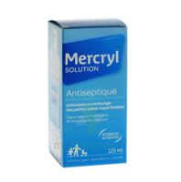 MERCRYL, solution pour application cutanée à Savenay