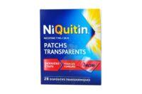 NIQUITIN 7 mg/24 heures, dispositif transdermique B/28 à Savenay