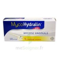 MYCOHYDRALIN 500 mg, comprimé vaginal à Savenay