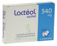 LACTEOL 340 mg, poudre pour suspension buvable en sachet-dose à Savenay