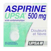 ASPIRINE UPSA 500 mg, comprimé effervescent à Savenay