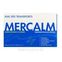 MERCALM, comprimé pelliculé sécable à Savenay