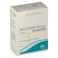 MYCOSTER 10 mg/g, shampooing à Savenay