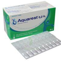 AQUAREST 0,2 %, gel opthalmique en récipient unidose à Savenay