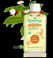 Puressentiel Articulations & Muscles Huile de massage BIO** Effort Musculaire - Arnica - Gaulthérie - 100 ml à Savenay