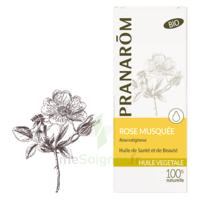 PRANAROM Huile végétale Rose musquée 50ml à Savenay