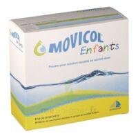 MOVICOL ENFANTS, poudre pour solution buvable en sachet-dose à Savenay